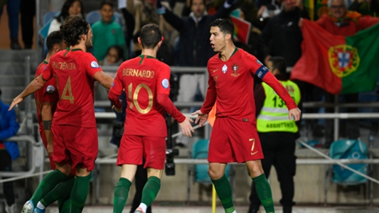 'I never had any doubts' - Ronaldo hat-trick against Lithuania doesn't surprise Portugal boss Santos
