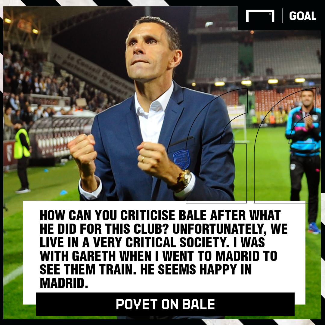 Gus Poyet on Gareth Bale