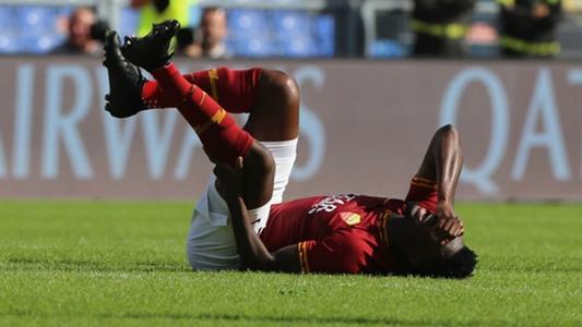 Tegola Roma, per Diawara è lesione al menisco: circa 2 mesi e ...