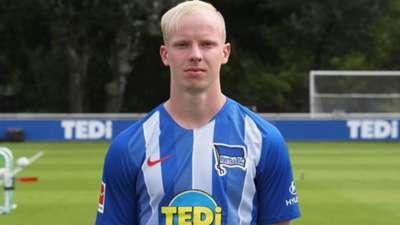 Dennis Jastrzembski Hertha 22072018