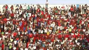 Harambee Stars fans.