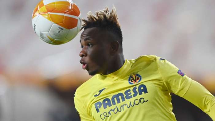 Samuel Chukwueze of Villarreal