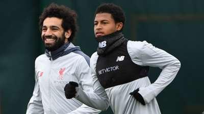 NxGn Rhian Brewster Mohamed Salah Liverpool