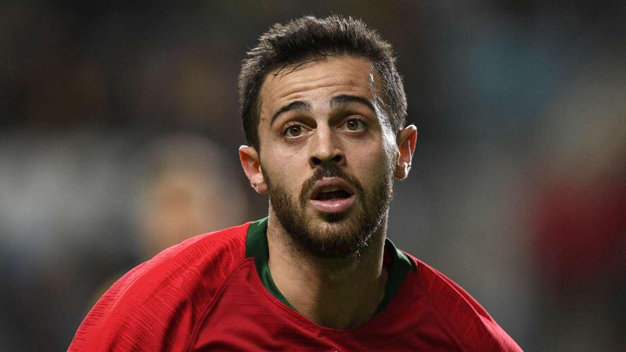Bernardo Silva, Portugal 2020
