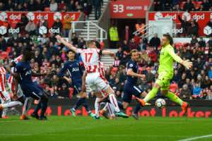 Harry Kane's goal against Stoke
