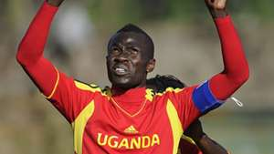 Emmanuel Okwi of Uganda