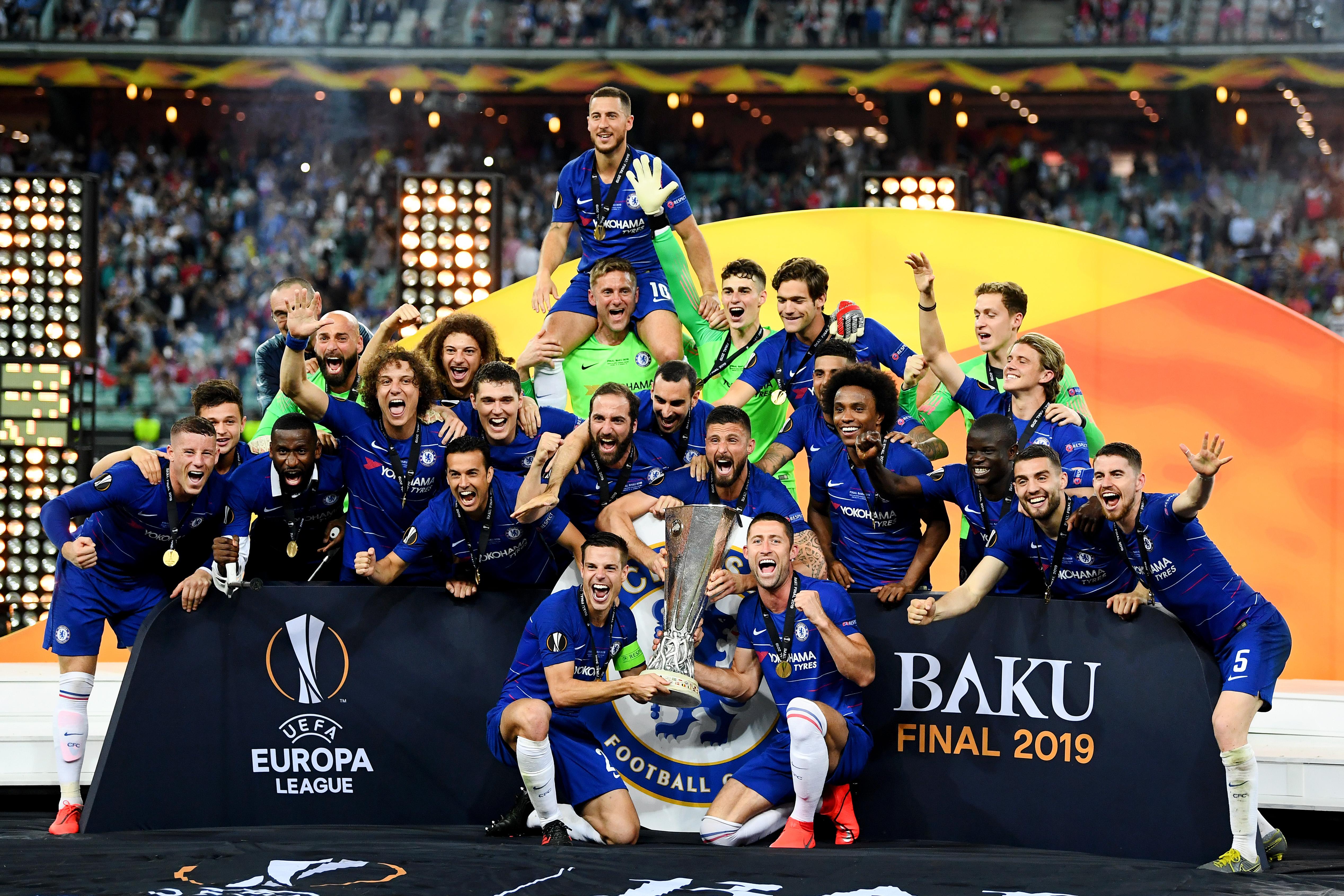 DAFTAR JUARA Liga Europa Piala UEFA 1972 2019