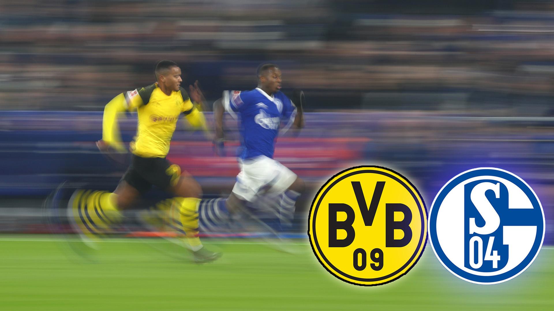 Schalke Dortmund Гјbertragung