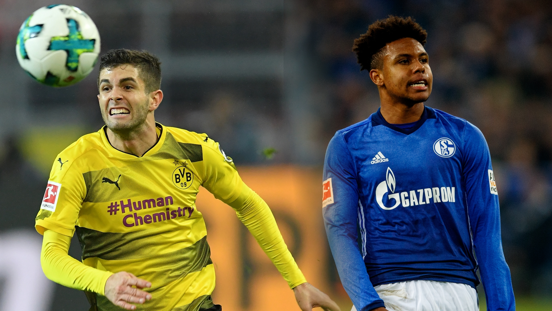 Christian Pulisic, Weston McKennie
