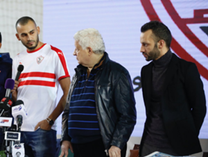 خالد بوطيب - مرتضى منصور - أمير مرتضى