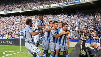 Estadio de Anoeta - Real Sociedad