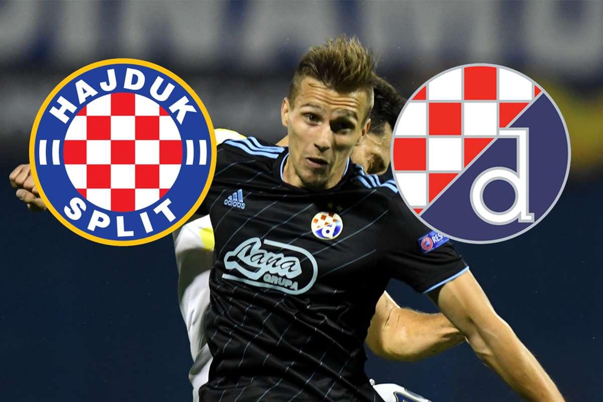 Hajduk Split Vs Dinamo Zagreb Im Live Stream Und Tv Alles Zum Derby Goal Com