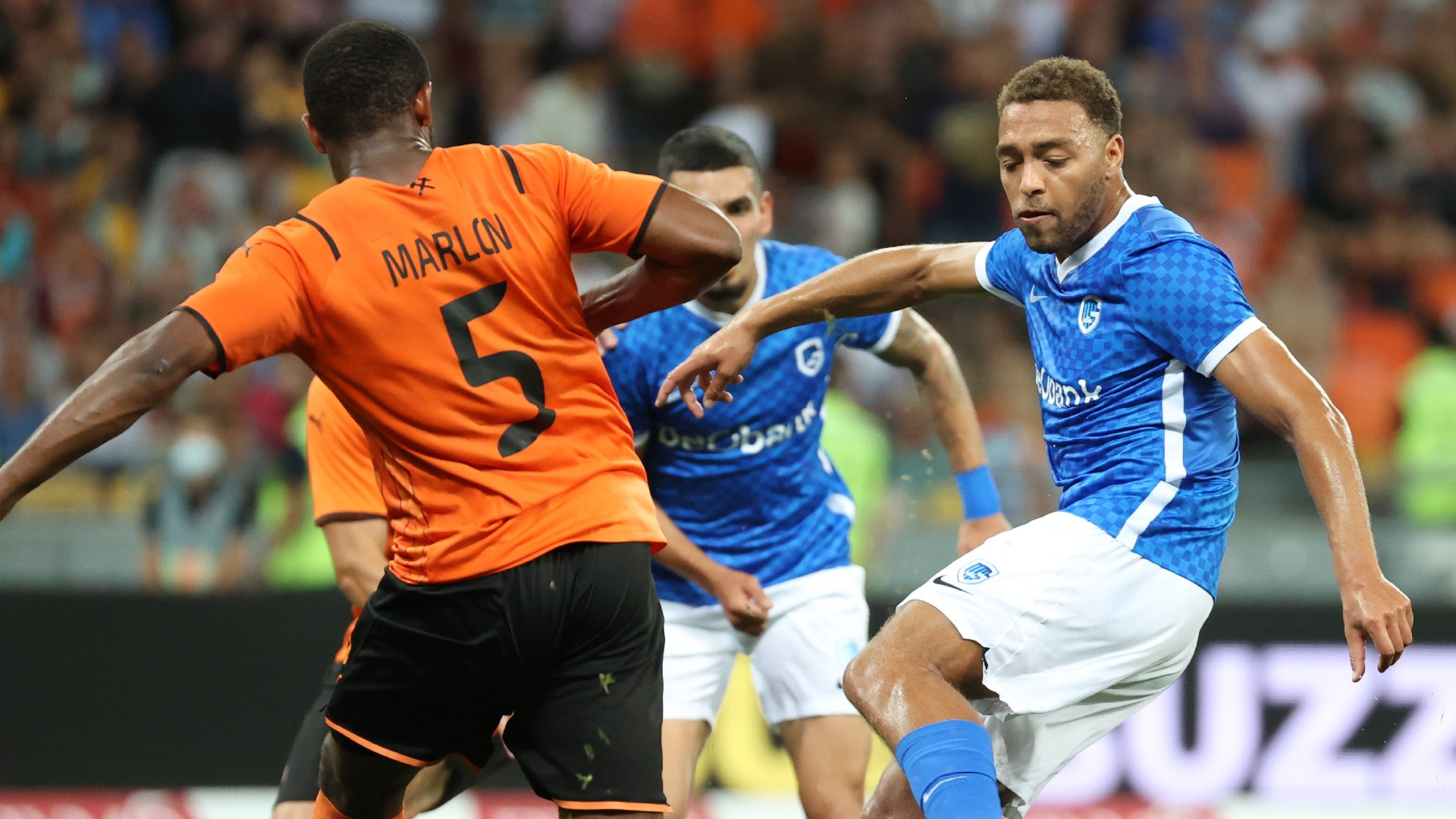 Dessers scores as Genk crash out of Champions League following Shakhtar Donetsk loss