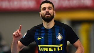Antonio Candreva Inter Empoli Serie A
