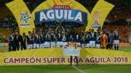 Millonarios Atletico Nacional Superliga Colombia 07022018
