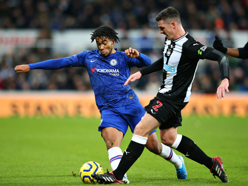 Newcastle-Chelsea (1-0) - Hold-up à Saint-James Park
