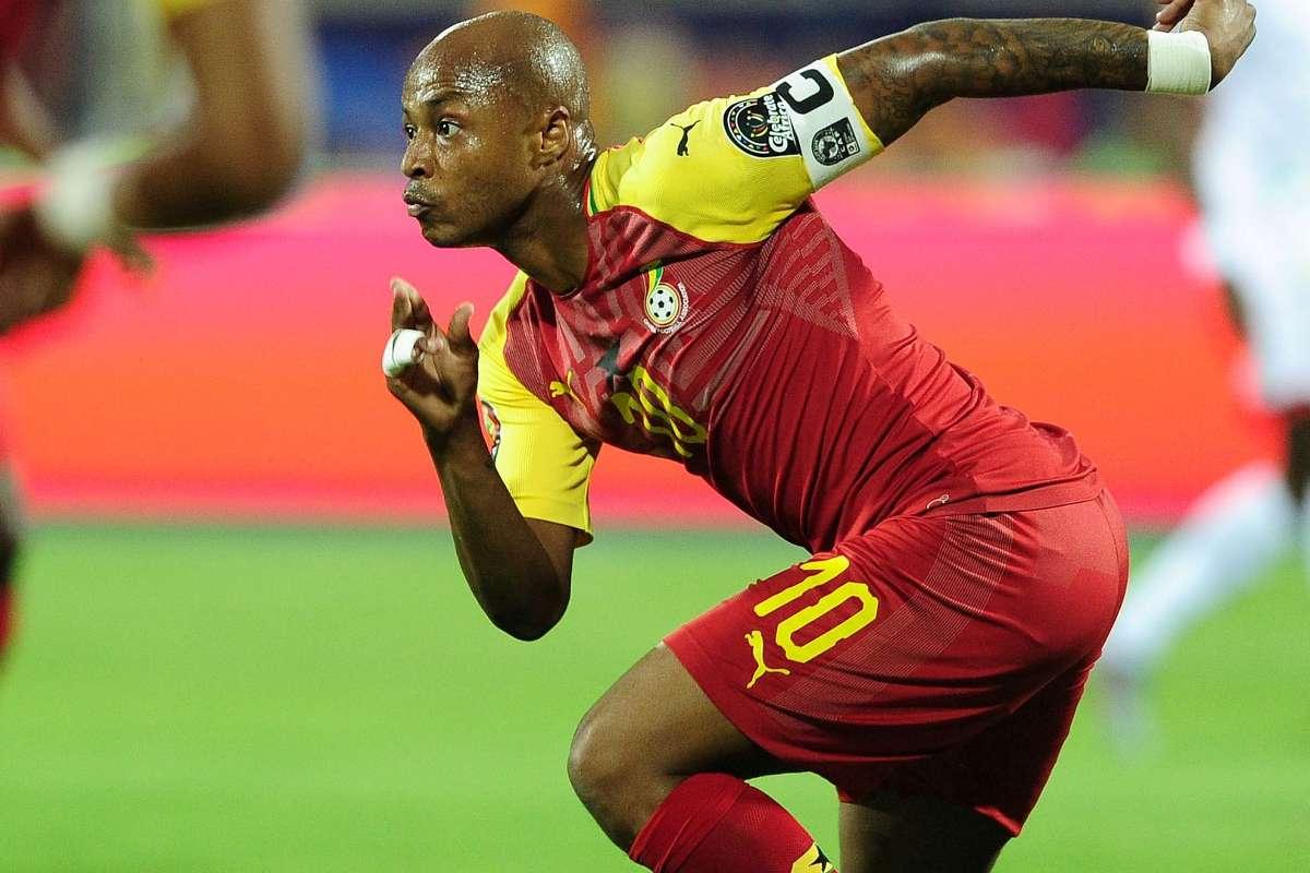 Ghana 2-0 Sudan: Andre Ayew inspires Black Stars to victory against Sudan |  Goal.com