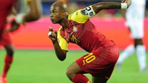 Ghana's Andre Ayew: We are still the only African team to make it happen
