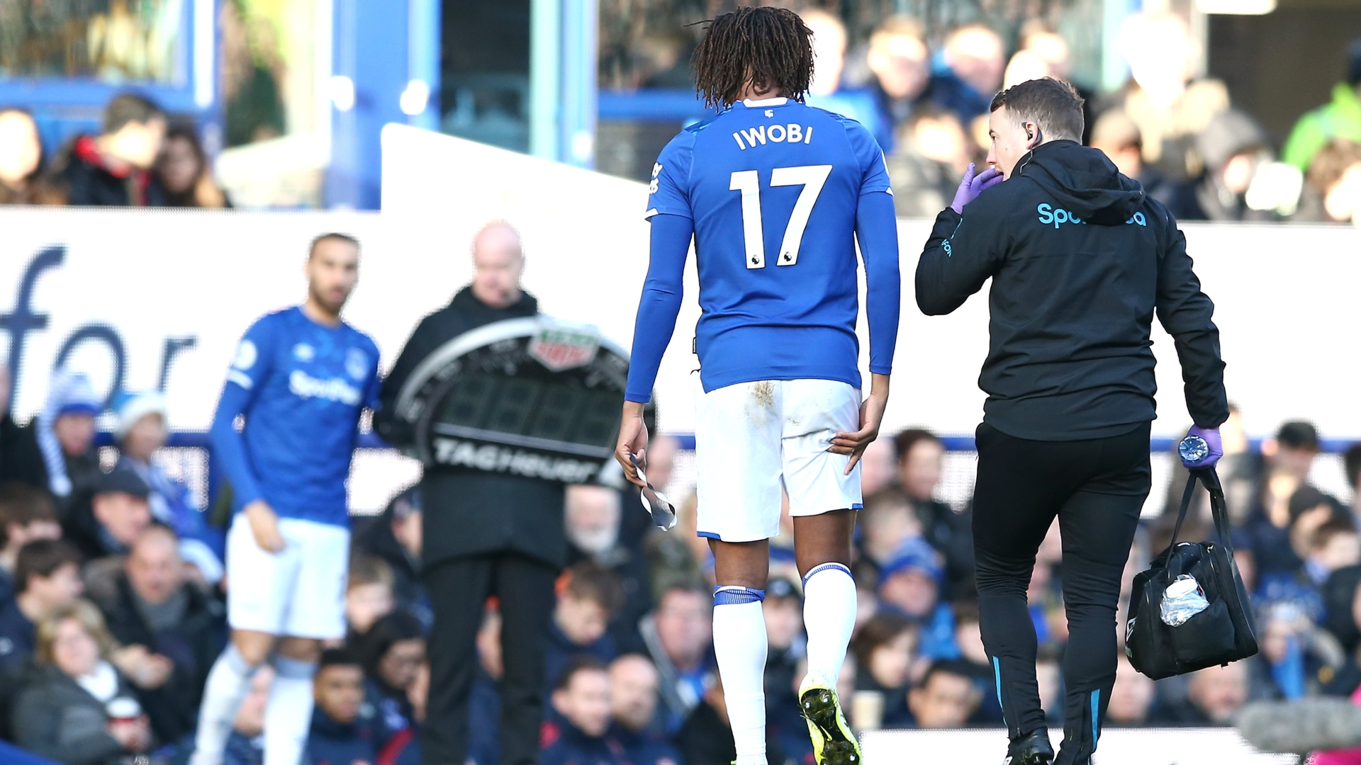 Tosun, Iwobi, Kean responsible for bizarre Everton stat | The ...