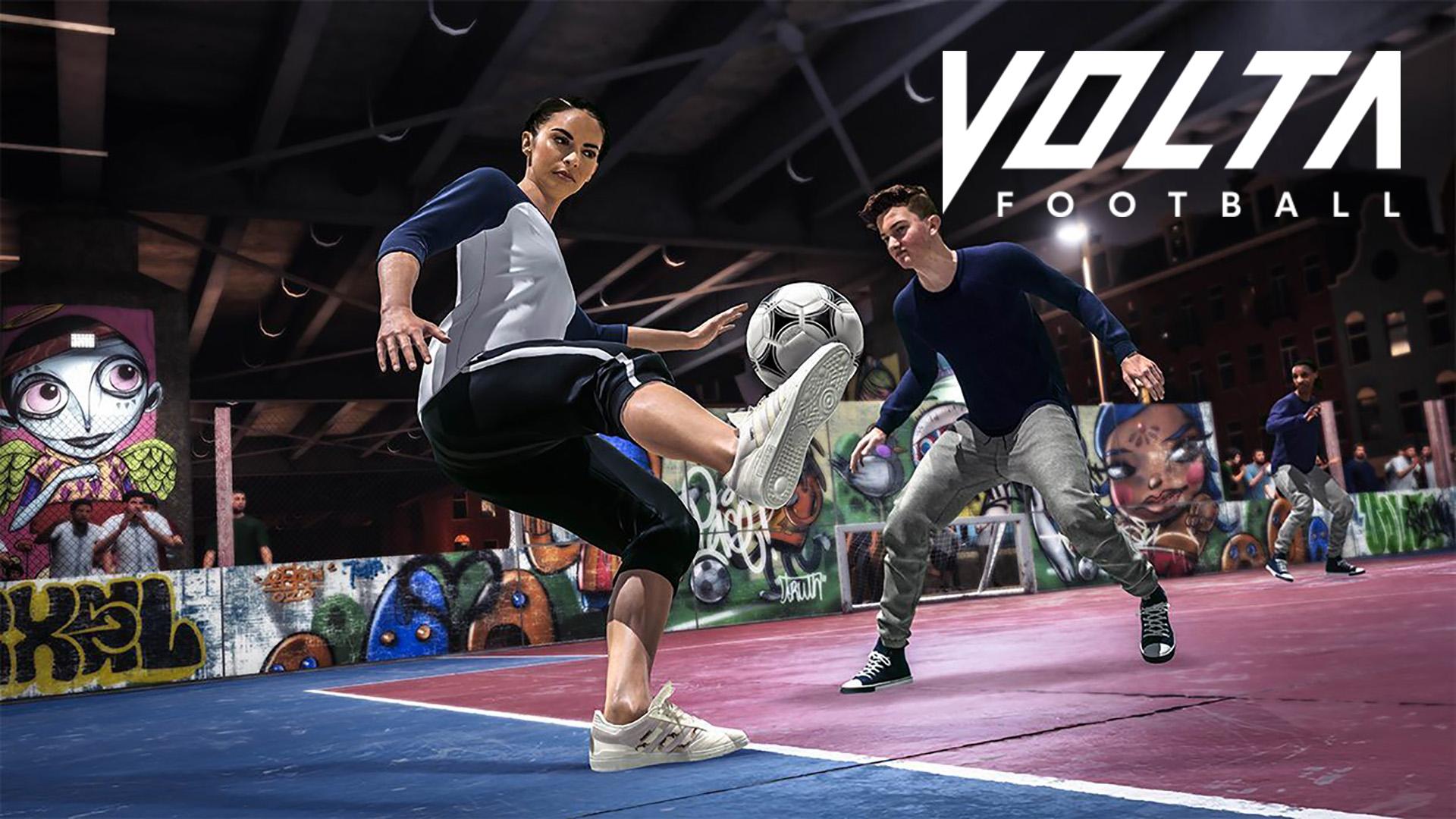 FIFA 20 Volta (custom)