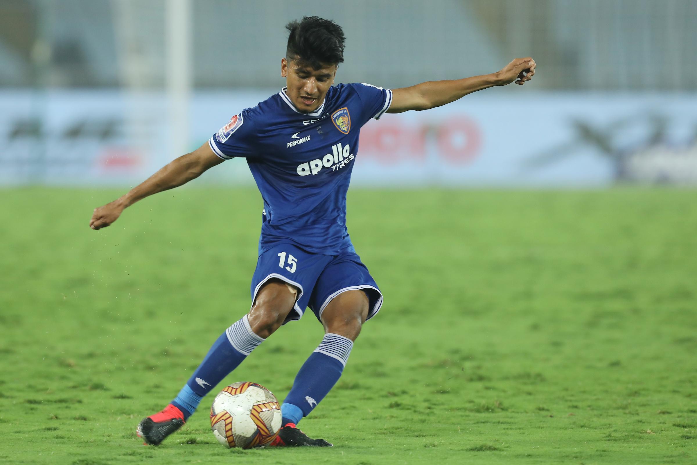 'From a precocious talent to a team leader' - Chennaiyin FC's Anirudh Thapa raring to go after a tough pre-season!