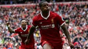 Georginio Wijnaldum Liverpool Premier League