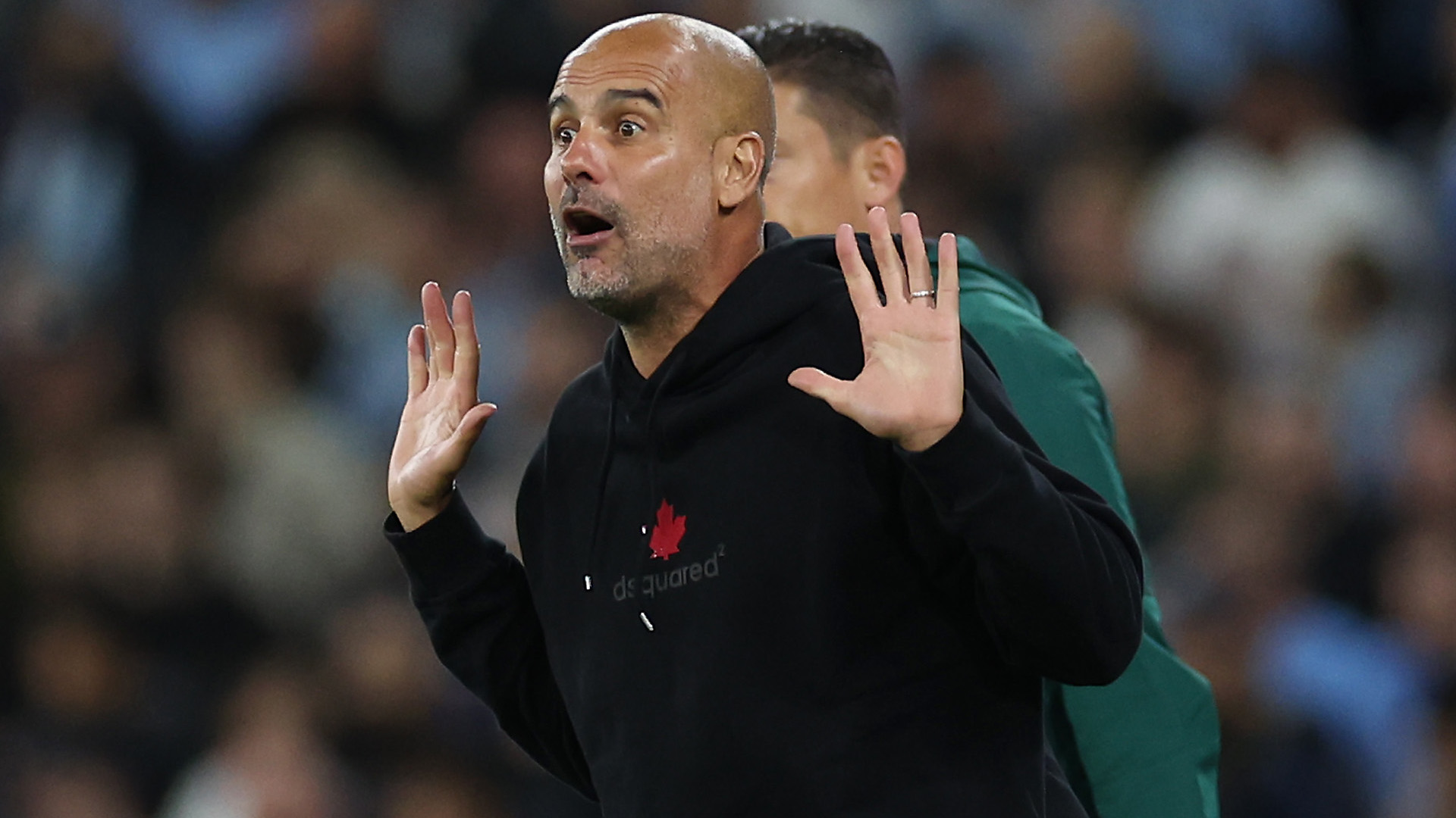 Guardiola turns to young players as Manchester City are hit by injury crisis