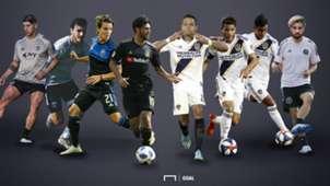 Mexicanos en la MLS 2020