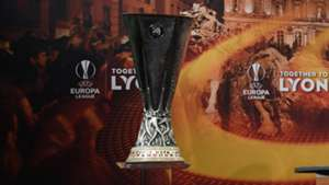 Europa League Trophy 23022018