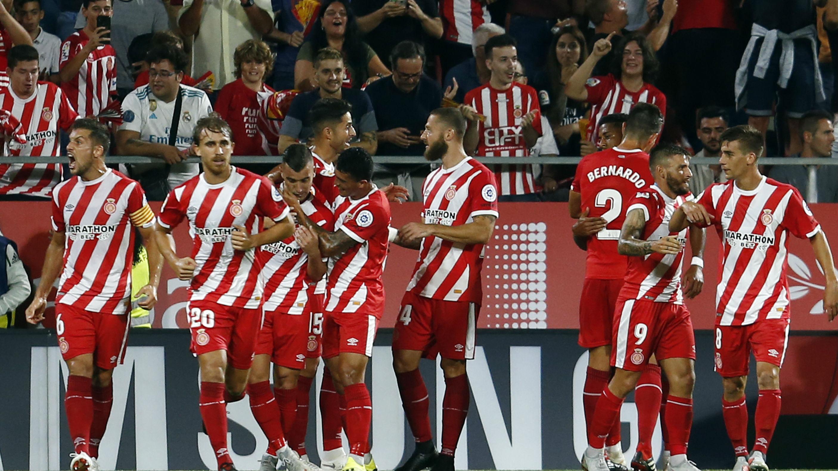 Girona Real Madrid 26/08