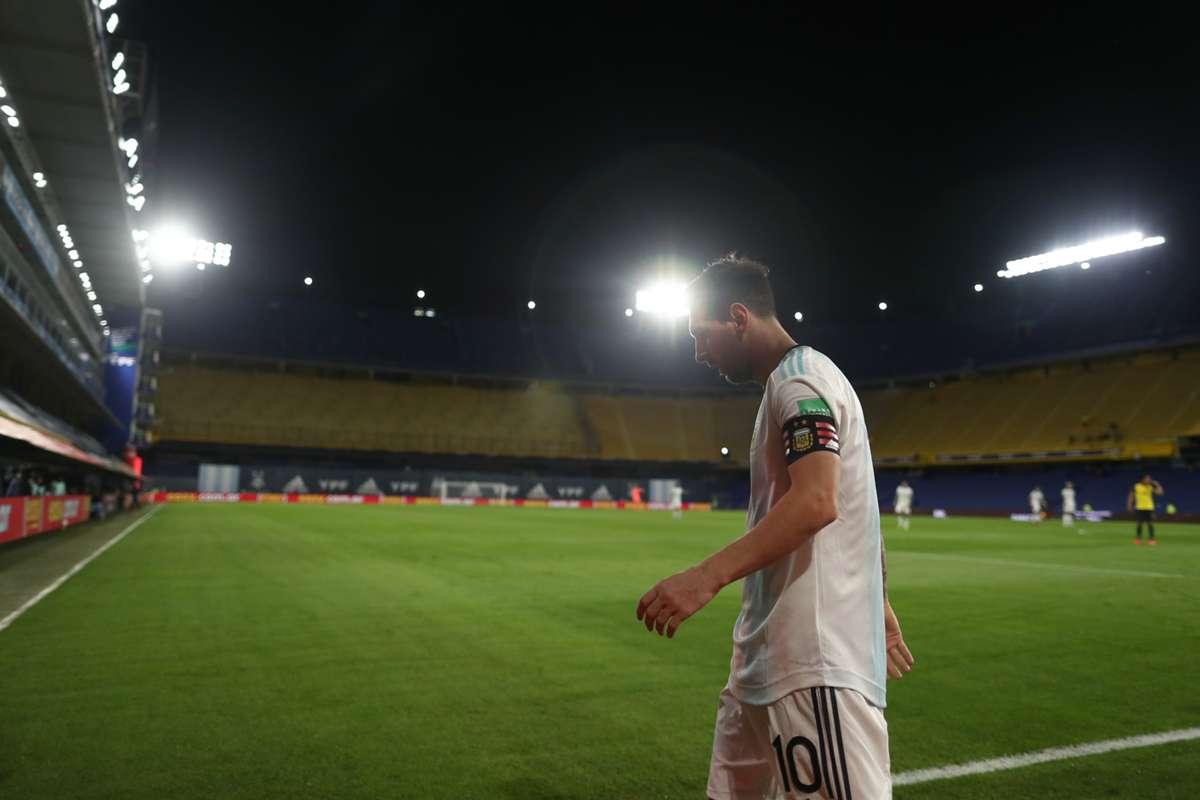 El historial de la Selección argentina en La Bombonera | Goal.com