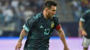 Messi Argentina 2019
