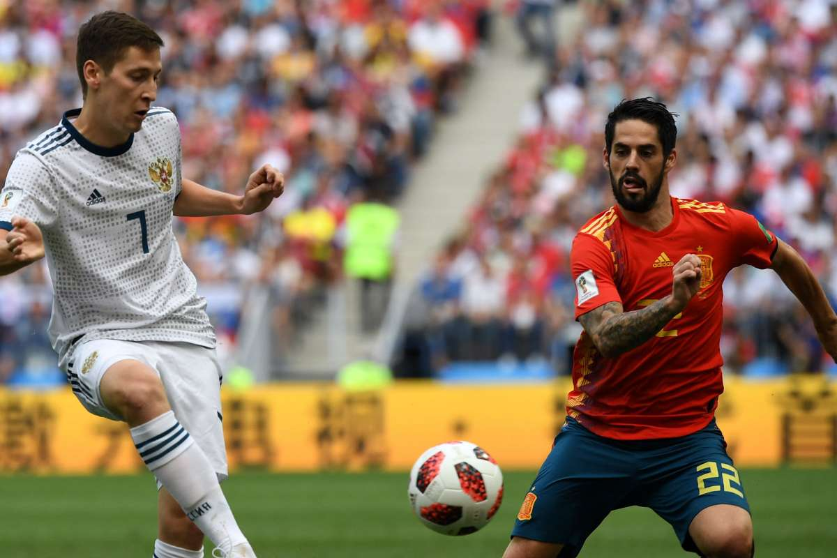 Spain Vs Russia Live Blog Text Commentary Line Ups Stream Tv