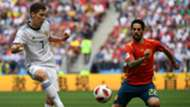 Daler Kuzyaev Russia Isco Spain World Cup 2018