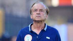Rohr rules out new players for Super Eagles