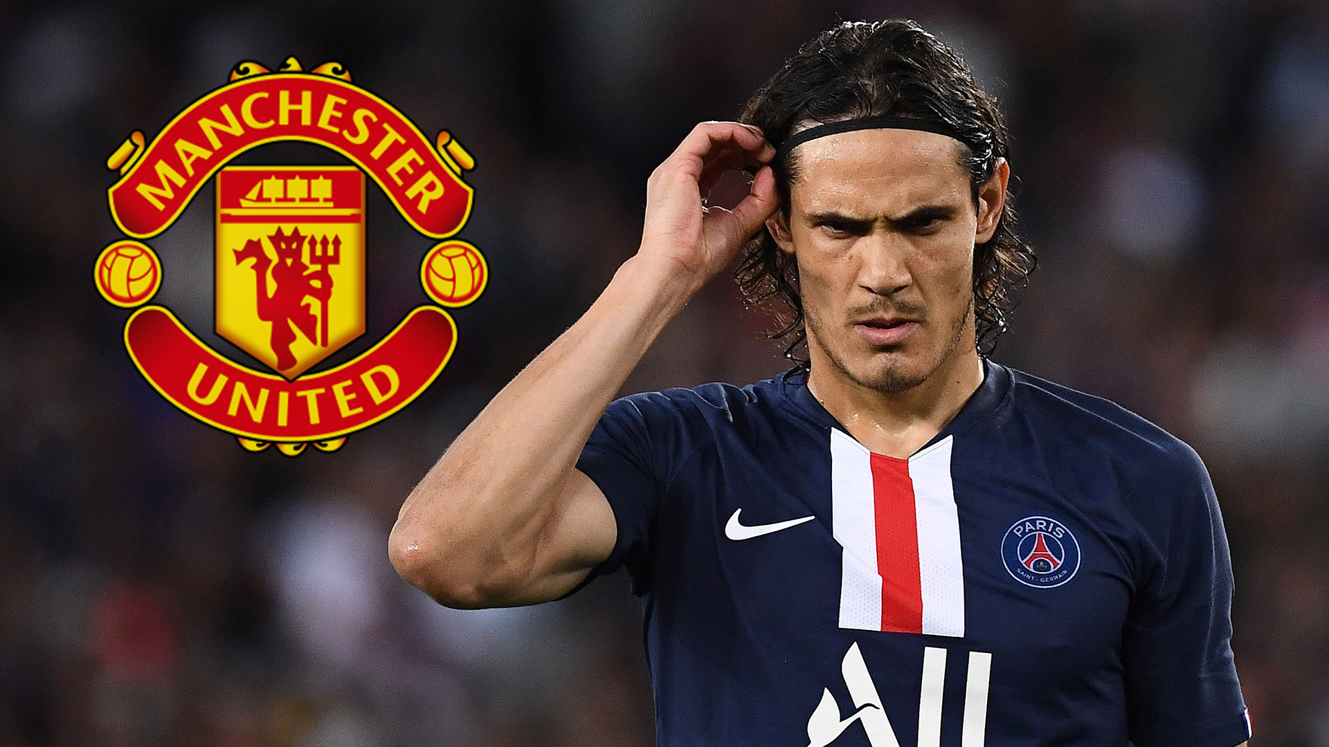 man utd should sign cavani to provide competition for martial rashford says saha goal com man utd should sign cavani to provide competition for martial rashford says saha goal com