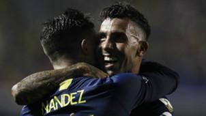 Tevez Boca Juniors Paranaense Copa Libertadores 09052019