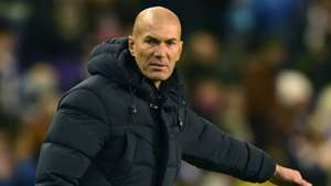 'It's my responsibility' - Zidane takes blame for Real Madrid's first half struggles in Atletico derby