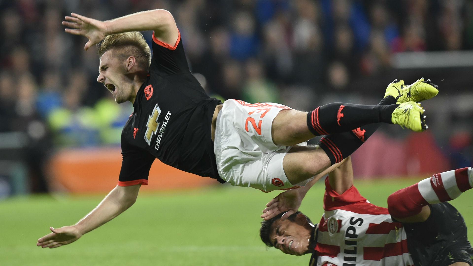 Berita Manchester United Luke Shaw Saya Nyaris Kehilangan