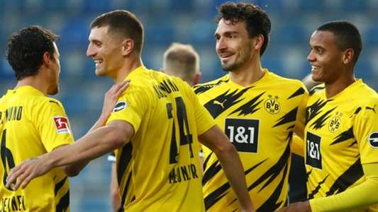 Hummels köpft den BVB zum Sieg! Arminia Bielefeld ohne Chance gegen Borussia Dortmund - die Bundesliga im TICKER zum Nachlesen | Goal.com