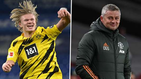 Solskjaer reveals Haaland contact amid Man Utd transfer hypothesis | Purpose.com