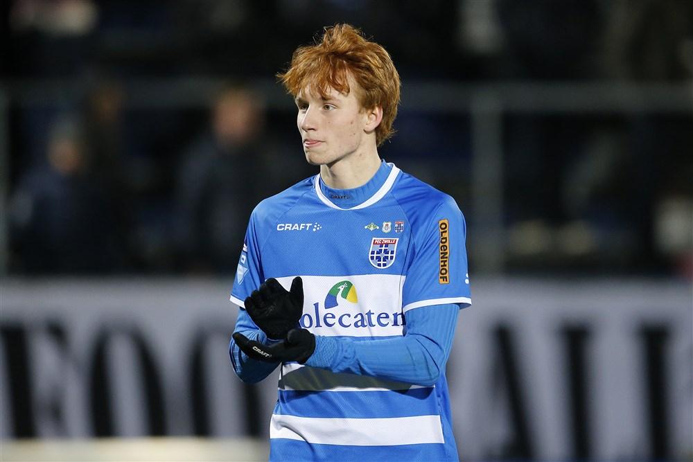 Sepp van den Berg PEC Zwolle