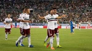 México Martinica Selección mexicana