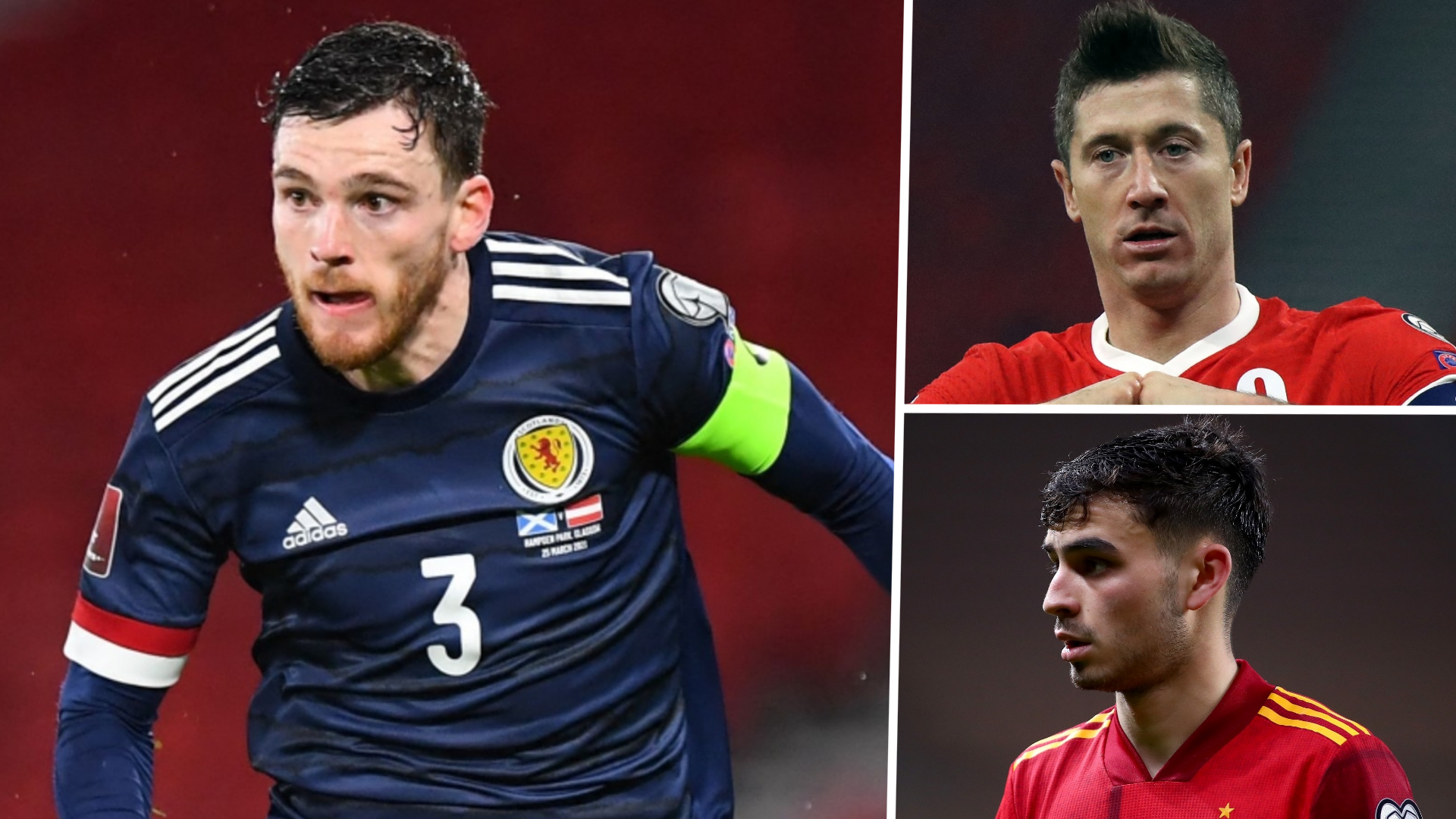 Euro 2020 matchday LIVE: Scotland vs Czech Republic, Poland vs Slovakia, Spain vs Sweden updates, news and TV reaction