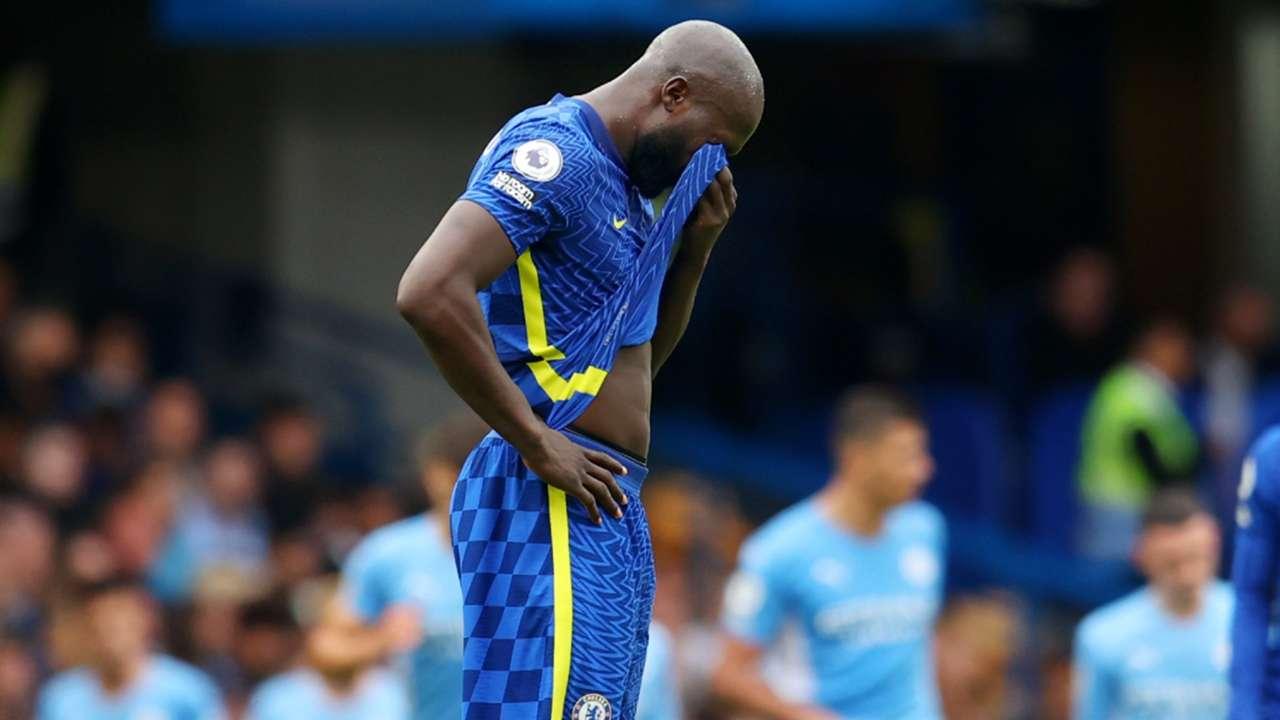 Romelu Lukaku Chelsea 2021-22