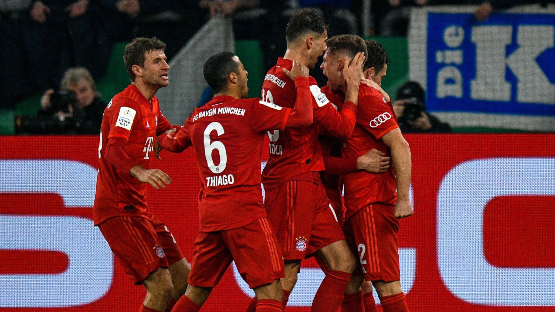 Shalke04-Bayern Munich (0-1) - Le Bayern qualifié pour les demi-finales