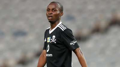 Terrence Dzvukamanja, Orlando Pirates, November 2020