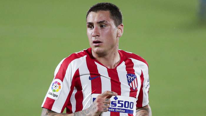 Jose Gimenez Atletico Madrid