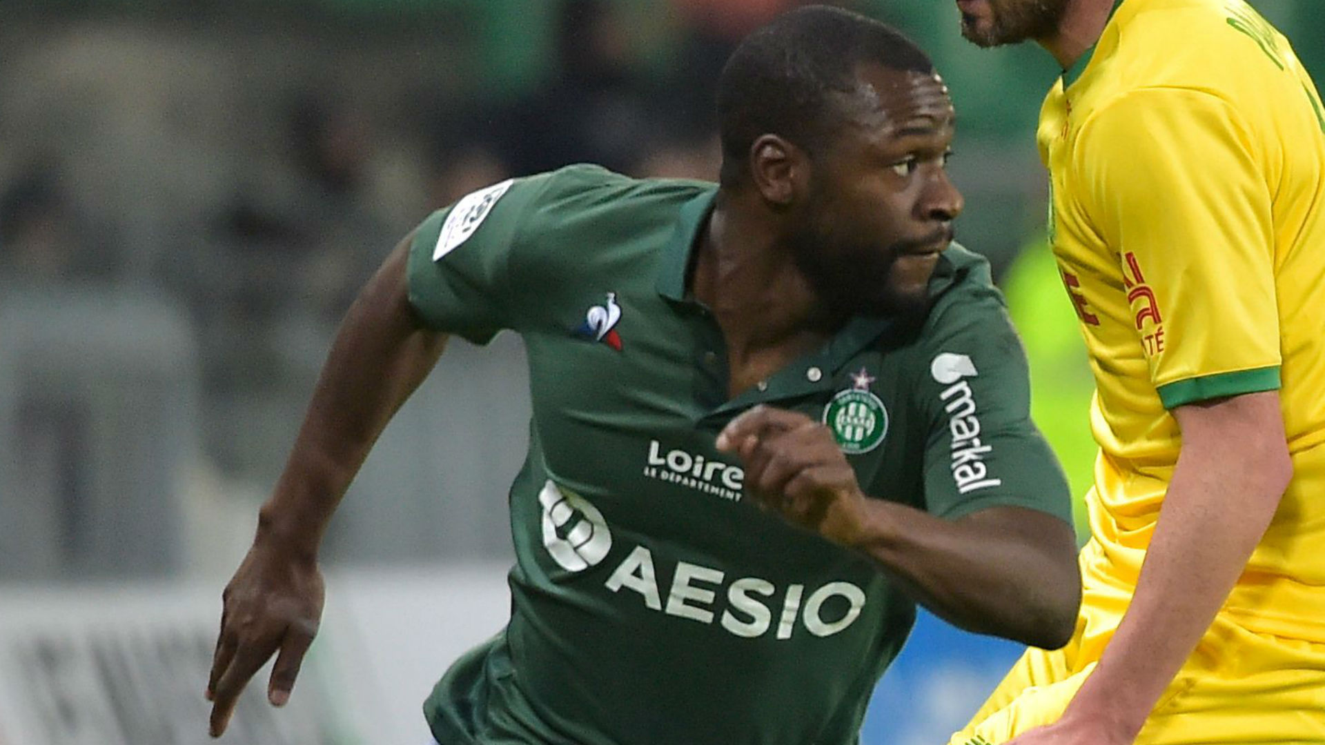 Makhtar Gueye: Senegalese and Saint-Etienne striker set to join Belgian side Oostende - report