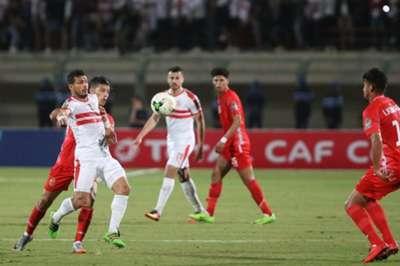 الزمالك - حسنية أكادير - طارق حامد